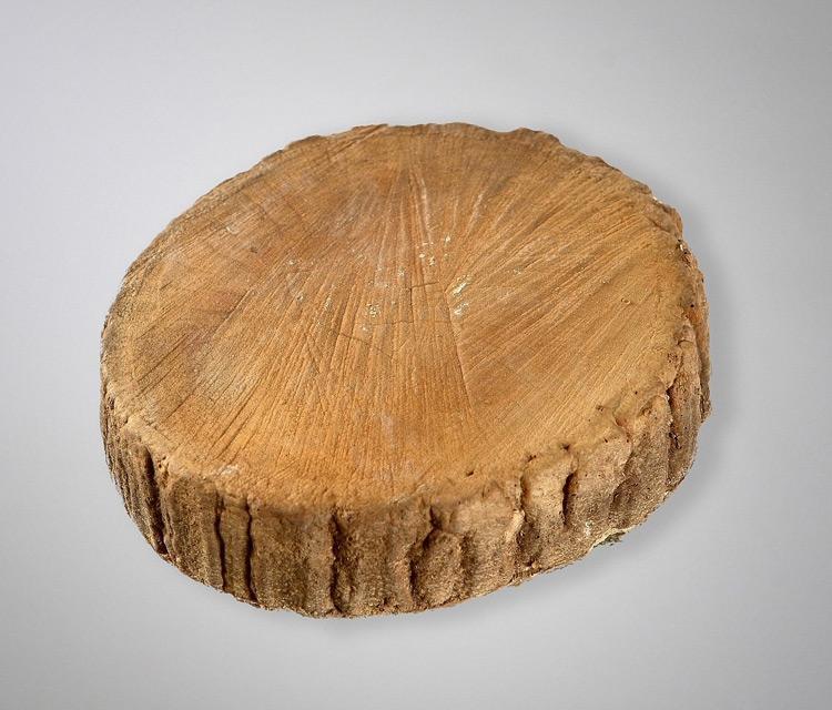 Круглый деревянный пень (1)