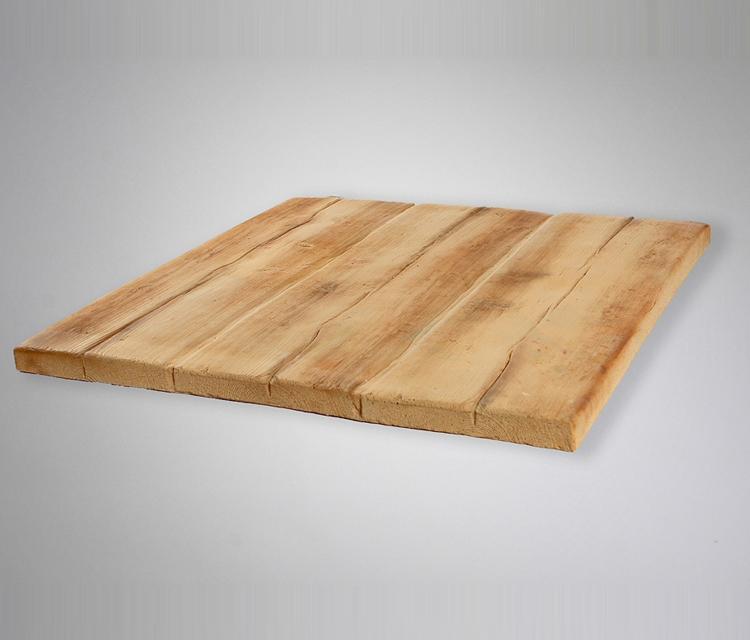 Подкладка под печь (имитация дерева)