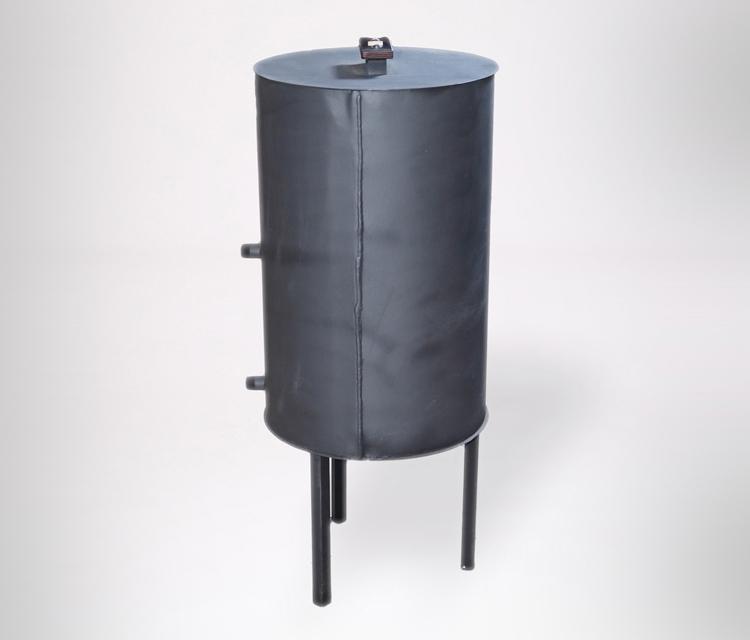 Pirts boileris vertikālais 50 l
