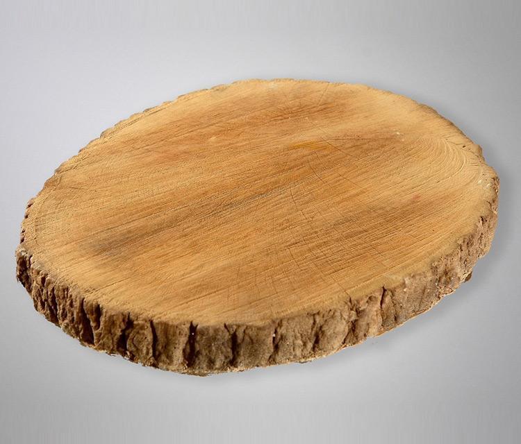 Apvalios medinės trinkelės (3)
