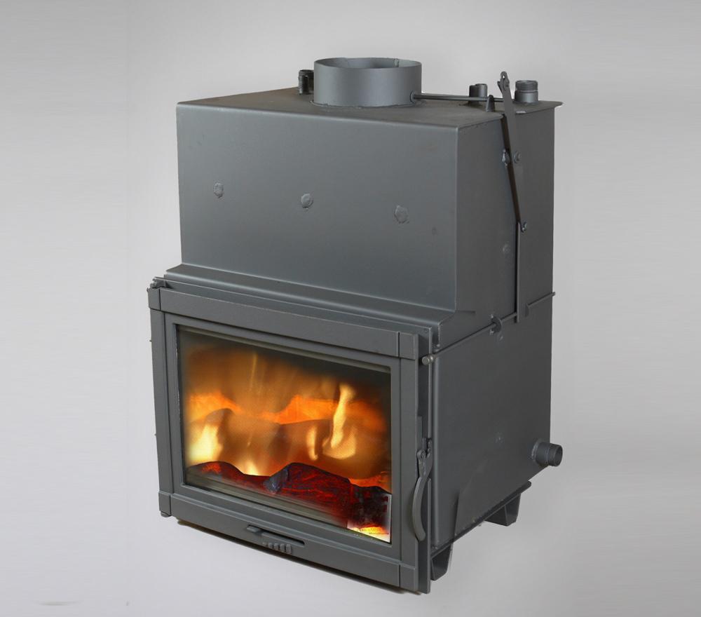 Fireplace insert AQUA 15